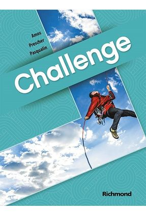 Challenge - Vol. Único - 3ª Ed. 2016 - Ernes Amos,Eduardo Elisabeth Prescher   Nisrs.org