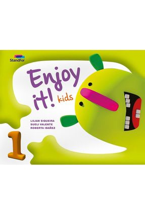 Enjoy It! Kids 1 - Lilian Siqueira | Hoshan.org