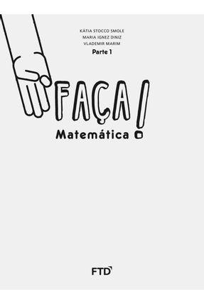 Conjunto Faça Matemática - Saber - 3º Ano - Diniz,Maria Ignez Marim,Vlademir Smole,Katia C. Stocco   Hoshan.org