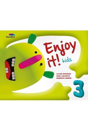 Enjoy It! Kids 3 - Lilian Siqueira   Hoshan.org