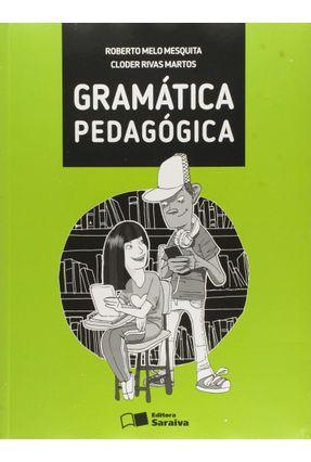 Gramática Pedagógica - Roberto Melo Mesquita Cloder Rivas Martos | Hoshan.org
