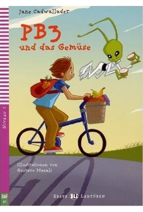 Pb3 Und Das Gemuse - Book + DVD-ROM - Cadwallader,Jane | Hoshan.org