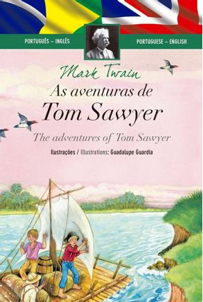 As Aventuras de Tom Sawyer - Bilíngue - Twain,Mark pdf epub
