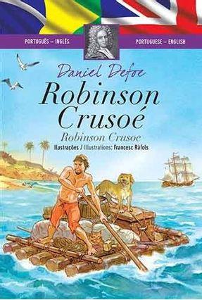 Robinson Crusoé - Bilíngue - Defoe,Daniel | Hoshan.org