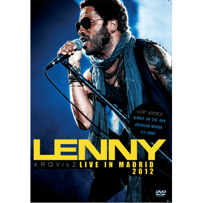 Lenny Kravitz - Live In Madrid 2012