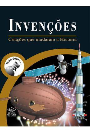 Tudo Sobre... Invenções - Criações Que Mudaram A História - Corradini,Ana Paula pdf epub
