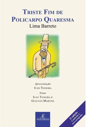 Triste Fim De Policarpo Quaresma - Barreto,Lima | Nisrs.org