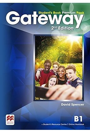 Gateway B1 - Students Books Premium Pack - Second Edition - Spence,Dave | Tagrny.org