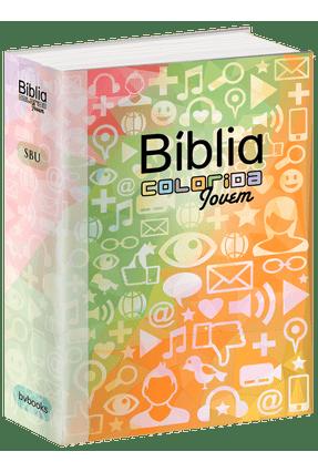 Bíblia Colorida Jovem - Capa Redes Sociais - Sbu pdf epub