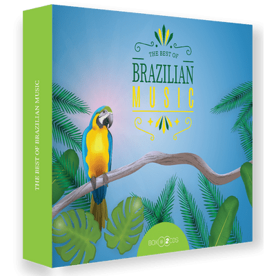 Brazilian Tropical Orchestra - The Best Of Brazilian Music - 2 CDs