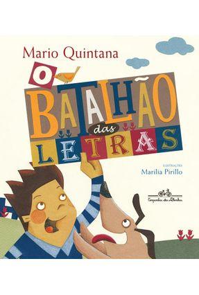 O Batalhão Das Letras - Quintana,Mário pdf epub