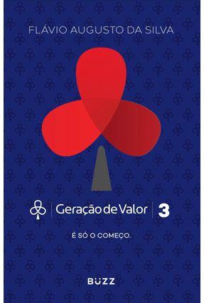 Geração de Valor 3 - Saraiva