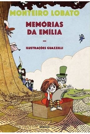 Memórias da Emília - Lobato,Monteiro | Tagrny.org