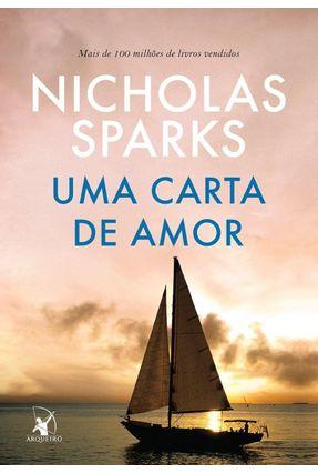 Uma Carta de Amor - Sparks,Nicholas   Nisrs.org