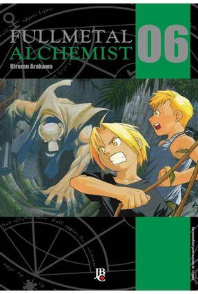 Fullmetal Alchemist - Vol. 6 - Arakawa,Hiromu | Hoshan.org