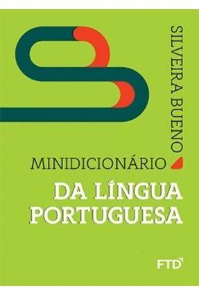 Minidicionário da Língua Portuguesa - Silveira Bueno pdf epub