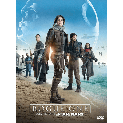 Rogue One - Uma História Star Wars - DVD