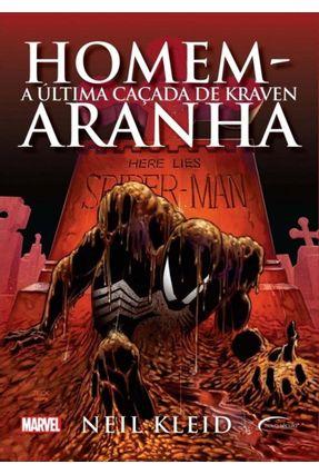 Homem-Aranha - A Última Caçada de Kraven - Kleid,Neil | Hoshan.org