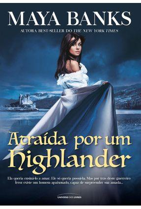 Atraída Por Um Highlander - Série Irmãos Mccabe - Livro 1 - Banks,Maya | Hoshan.org