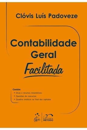 Contabilidade Geral - Facilitada - Padoveze,Clóvis pdf epub
