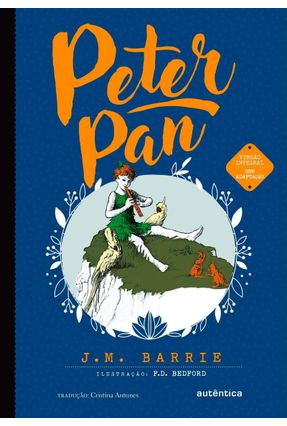 Peter Pan - Versão Integral, Sem Adaptação - Barrie,J.M. pdf epub