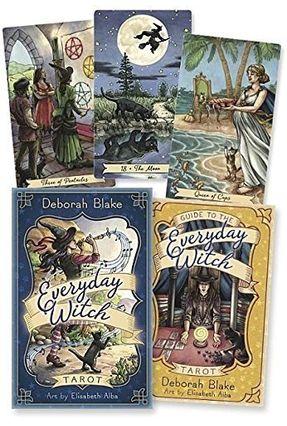 Everyday Witch Tarot - Blake,Deborah Alba,Elisabeth | Hoshan.org