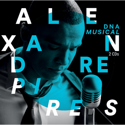 Alexandre Pires - Dna Musical - 2 CDs