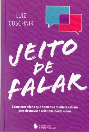 Jeito de Falar - Cuschinir ,Luiz | Tagrny.org