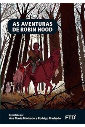 As Aventuras de Robin Hood -  pdf epub