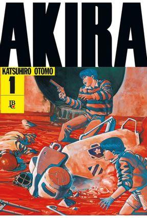 Akira - Vol. 1 - Otomo,Katsuhiro   Hoshan.org