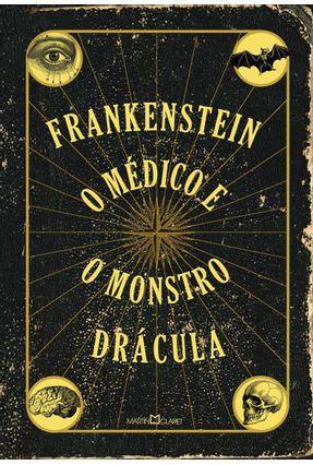 Frankenstein - o Médico e o Monstro - Drácula - Shelley,Mary Stevenson,Robert Louis Stoker,Bram pdf epub