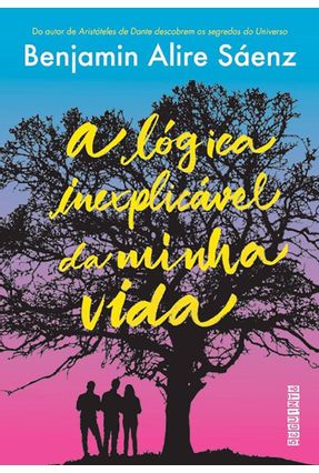 A Lógica Inexplicável Da Minha Vida - Sáenz,Benjamin Alire pdf epub