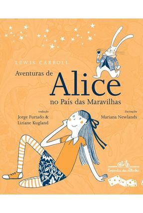 Aventuras de Alice No País Das Maravilhas - Carroll,Lewis | Hoshan.org