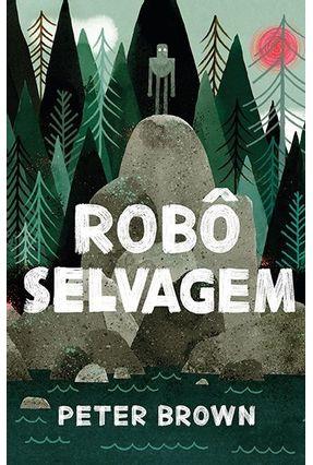 Robô Selvagem - Brown,Peter pdf epub