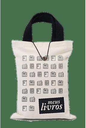 Sacola Ecológica Presente - Mr. Fly Moda Sustentável - Meus Livros
