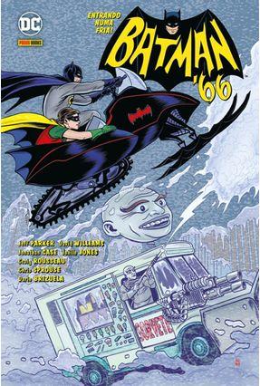 Batman '66 - Entrando Numa Fria - Peyer,Tom Parker,Jeff Case,Jonathan   Tagrny.org