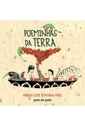 Poeminhas Da Terra - Leite,Márcia | Tagrny.org