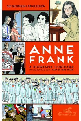 Anne Frank — A Biografia Ilustrada - Jacobson,Sid   Hoshan.org