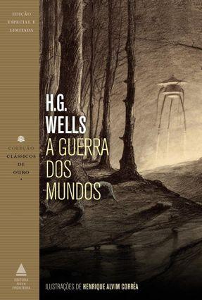 A Guerra Dos Mundos - Col. Clássicos de Ouro - Wells,H. G. | Hoshan.org