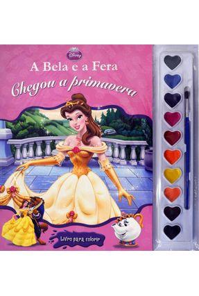 Disney - Aquarela - A Bela E A Fera - Disney | Nisrs.org