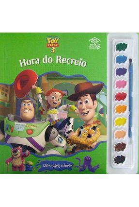 Aquarela Disney - Toy Story 3 - Hora do Recreio - Dcl,Editora | Tagrny.org