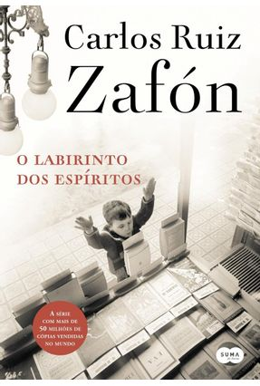 O Labirinto Dos Espíritos - Zafón,Carlos Ruiz   Tagrny.org