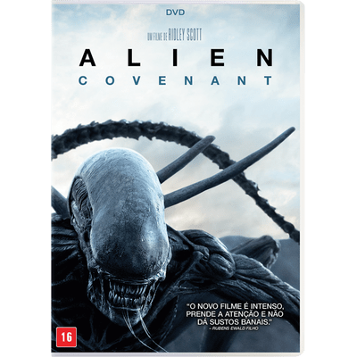 Alien - Covenant - DVD