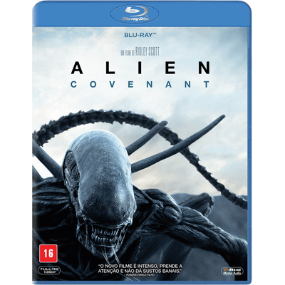 Alien - Covenant - Blu-Ray