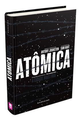 Atômica - A Cidade Mais Fria - Johnston,Antony Hart,Sam pdf epub