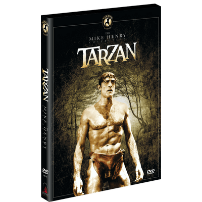 Tarzan - The Mike Henry Collection - DVD - 3 Discos