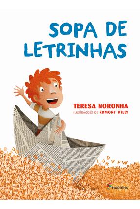Sopa de Letrinhas -  pdf epub
