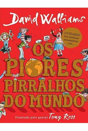 Os Piores Pirralhos Do Mundo - Walliams,David   Nisrs.org
