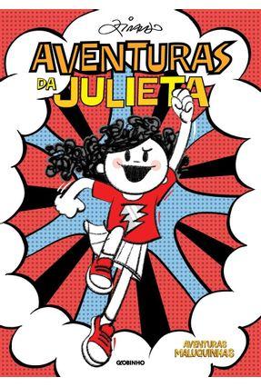 Aventuras de Julieta - Ziraldo | Tagrny.org