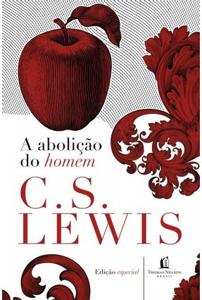 Edição antiga - A Abolição do Homem - Lewis,C.S. pdf epub